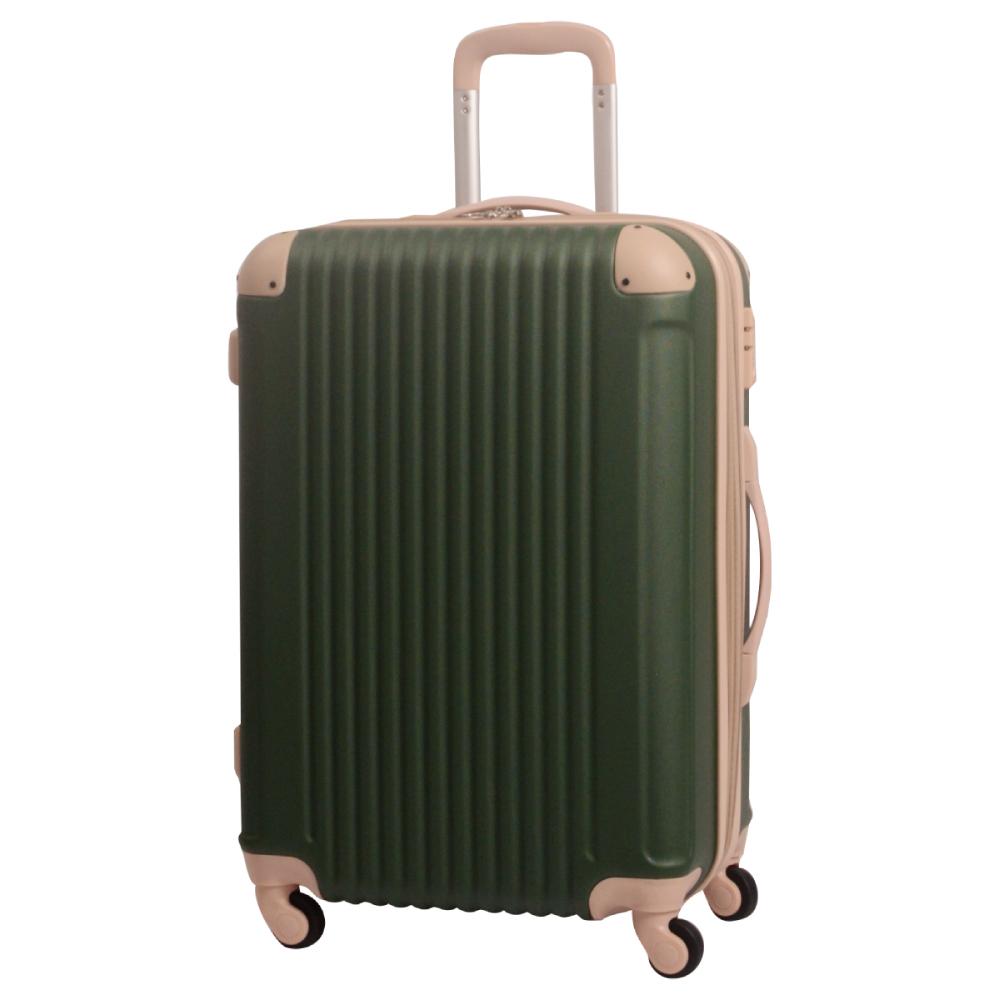 e932633bb2 POPDO (ヨモギ×ベージュ) 3サイズ | スーツケース | Sotoico(ソトイコ)